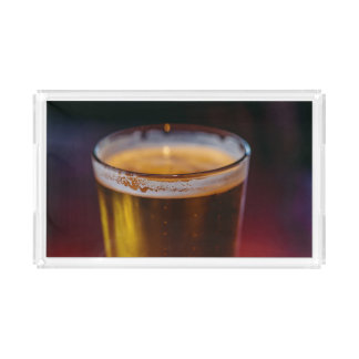Irish Beer Acrylic Tray