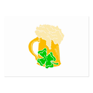 Irish Beer Large Business Cards (Pack Of 100)