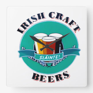 Irish Beer Clock