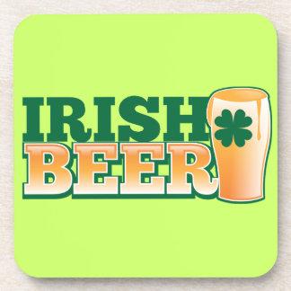 IRISH BEER COASTERS