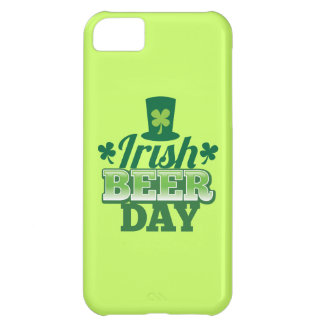 Irish BEER day iPhone 5C Cover