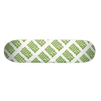 Irish Beer Day Skateboard Deck