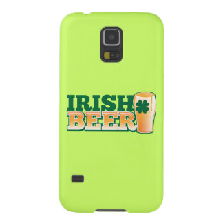 IRISH BEER GALAXY S5 CASE