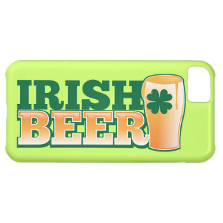 IRISH BEER iPhone 5C CASE
