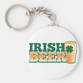 IRISH BEER KEY CHAINS