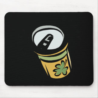 Irish Beer Mouse Pad