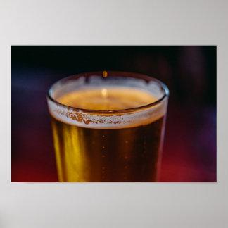 Irish Beer Poster