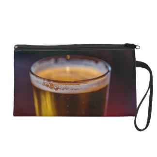 Irish Beer Wristlet Purse
