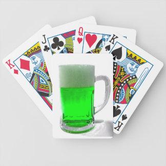 Irish Bicycle Playing Cards