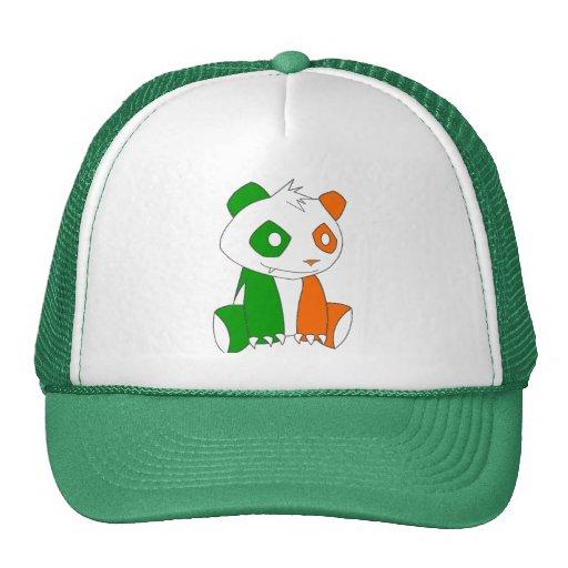 Irish Big Panda Hat