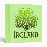 Irish Binder