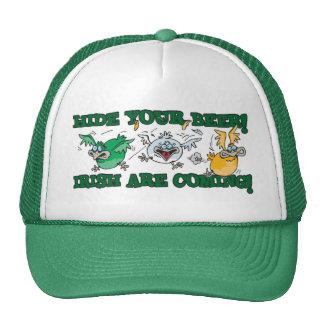irish-birds trucker hat