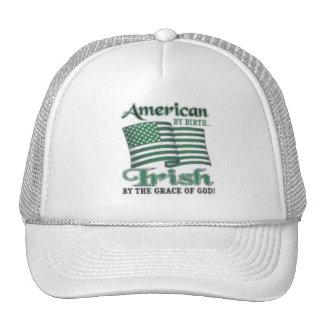 Irish Birth Trucker Hat