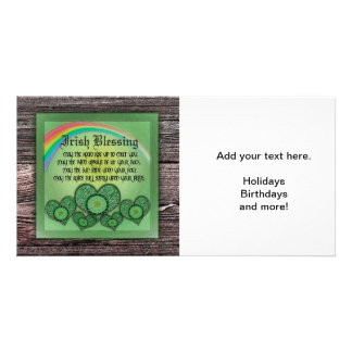 Irish Blessing Card