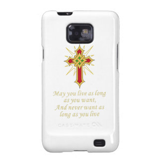 IRISH BLESSING GALAXY SII COVERS