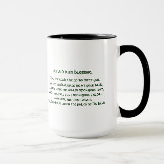 Irish Blessing-Countryside Mug