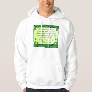 Irish blessing hoodie