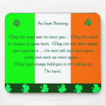 Irish Blessing Mouse Pad
