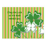 Irish Blessings Postcards