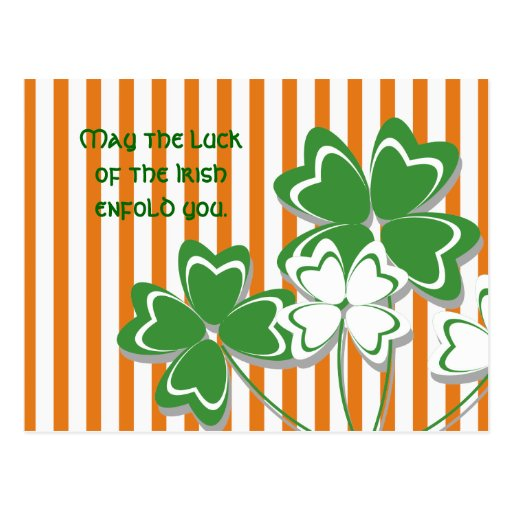 Irish Blessings Postcards