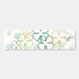 irish blur bumper sticker