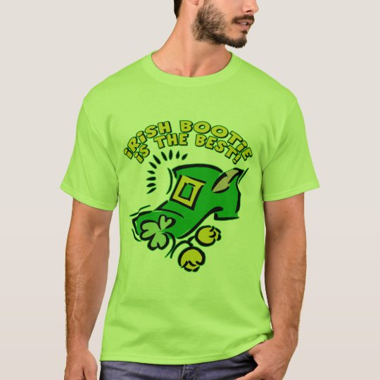 Irish Bootie T-shirts and Gifts