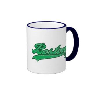 Irish Boston Ringer Mug