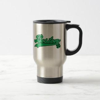 Irish Boston Travel Mug