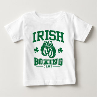 Irish Boxing Baby T-Shirt