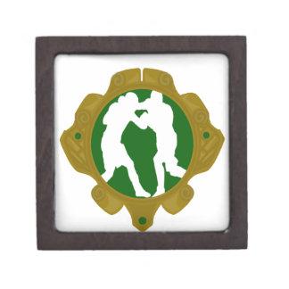 Irish Boxing.png Premium Keepsake Box