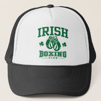 Irish Boxing Trucker Hat