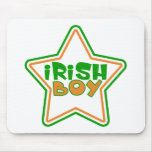 Irish Boy Mousepad