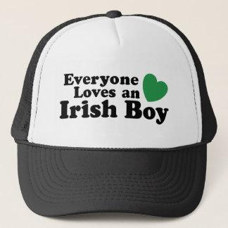 Irish Boy Trucker Hat