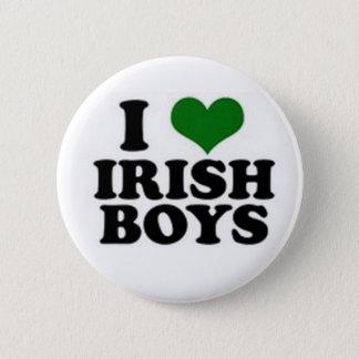 Irish Boys - Button