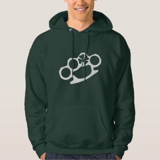 Irish Brass Knuckles Hooded Pullovers
