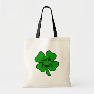 Irish Bride Budget Tote Bag