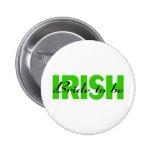 Irish Bride To Be 2 Inch Round Button