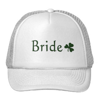 Irish Bride Trucker Hat