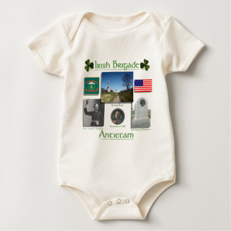 Irish Brigade_Antietam Baby Bodysuit