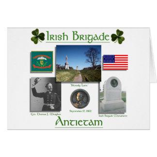 Irish Brigade_Antietam Card