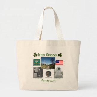 Irish Brigade_Antietam Large Tote Bag