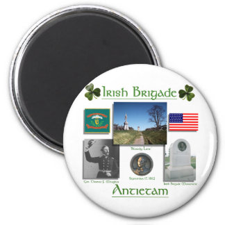 Irish Brigade_Antietam Magnet