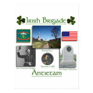 Irish Brigade_Antietam Postcard