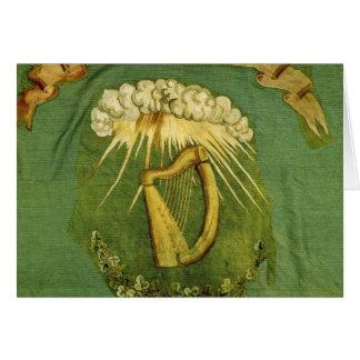 Irish Brigade Flag Card