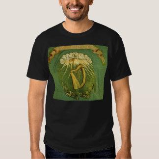Irish Brigade Flag T-shirts