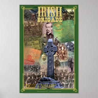 Irish Brigade Poster
