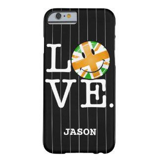 Irish British Flag Love Barely There iPhone 6 Case