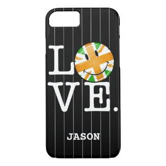 Irish British Flag Love iPhone 7 Case