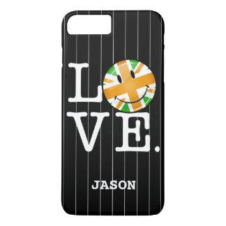 Irish British Flag Love iPhone 7 Plus Case