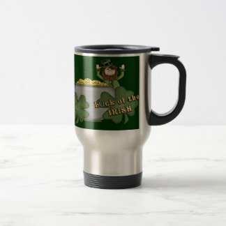 Irish Buck Coffee Mugs